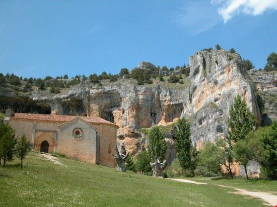 Knights Templar Hermitage of San Bartolome