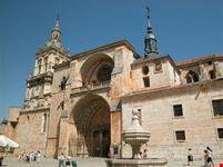 santiago de compostela cathedral in el burgo de osma