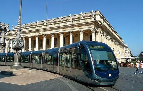 New Tram way