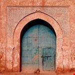 Door to the Kasbah