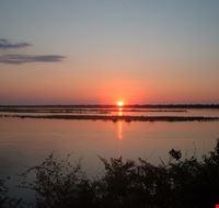lusaka sunrise on the zambezi river