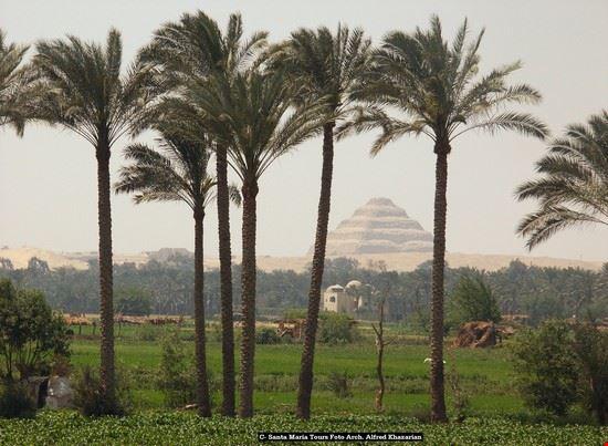 Pyramid of Saqqara