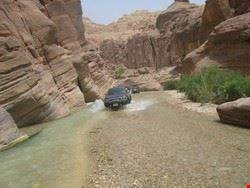 From Aqaba to Petra and Wadi Rum