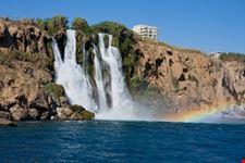 antalya duden waterfalls