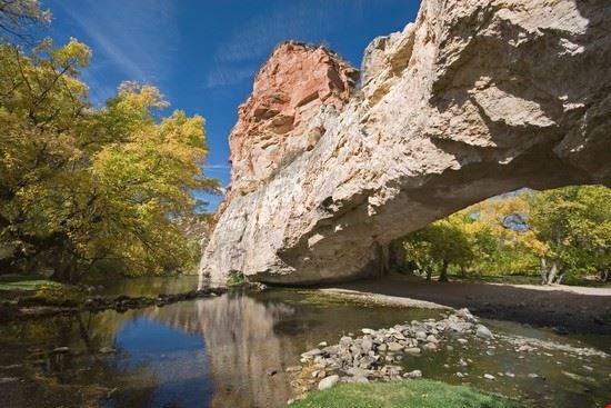 Ayres Natural Bridge