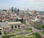 Kansas city Downtwon