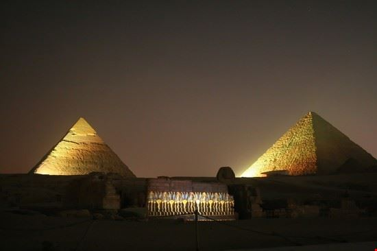 22349 cairo pyramids sound and light show
