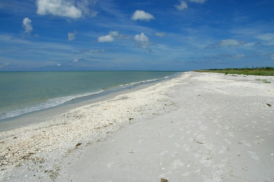Bowman Beach Sanibel Island Florida