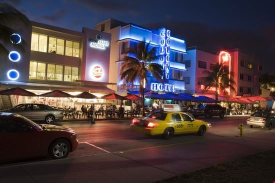 Miami Beach Art Deco District
