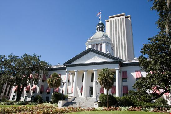 22626 new capitol building tallahassee