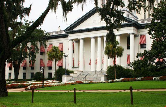 New Capitol Building