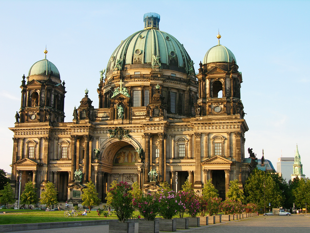 Berlin Cathedral Berlin - Monuments and Historic Buildings  Berlin Cathedra...