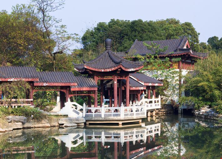 22748 shanghai yuyuan garden