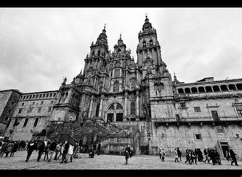 santiago de compostela catedral de santiago de compostela