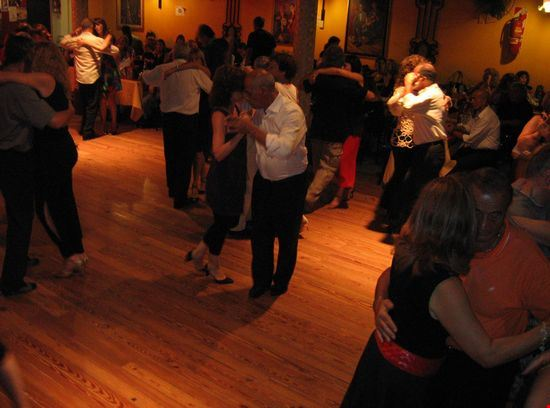 buenos aires tango tour in buenos aires