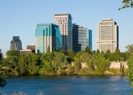 Sacramento Car Rental >> Photo Downtown Sacramento in Sacramento - Pictures and Images of Sacramento - 550x391 - Autore ...