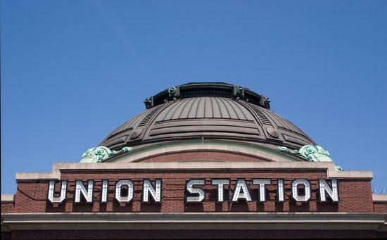 Car Rental Tacoma Wa: Photo Union Station In Tacoma