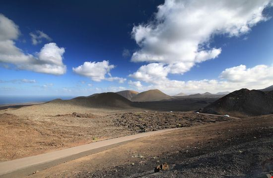 lanzarote parque nacional timanfaya