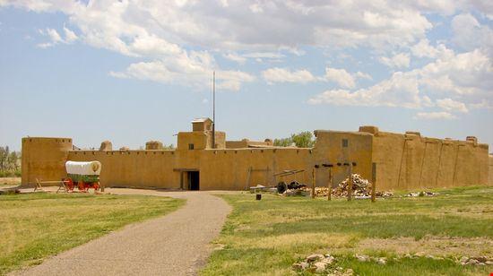 22893 bent s old fort national historic site la junta