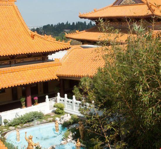 Hsi Lai Temple