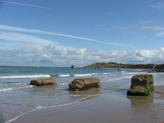 colwell beach isle of wight