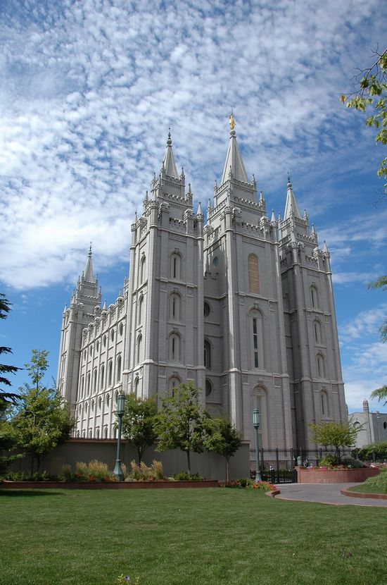 Hotels Around Temple Square Salt Lake City