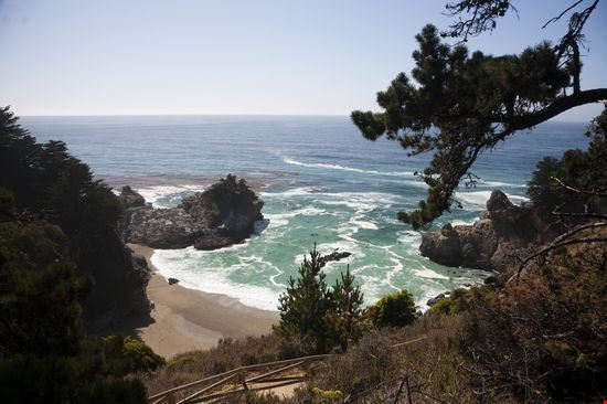 23063 julia pfeiffer burns state park big sur