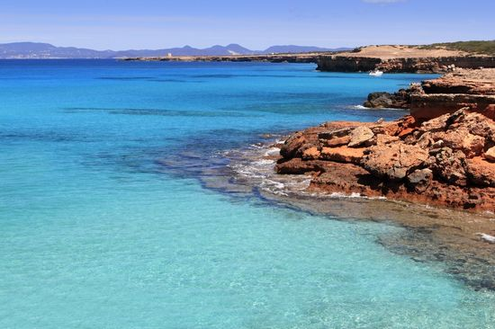 Photo Cala Saona In Formentera Pictures And Images Of