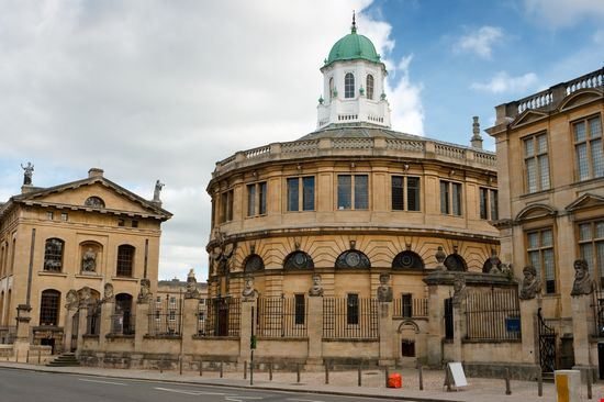 Sheldonian Theater
