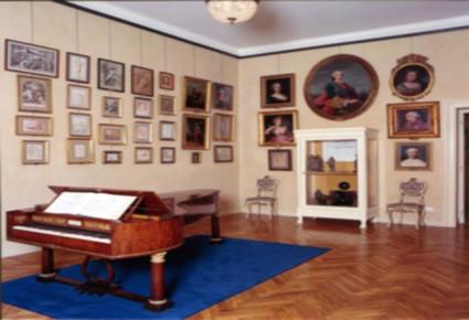 Foto interno della casa natale di toscanini a parma for Disegni della casa della cabina di ceppo