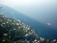 amalfi amalfi from the hills