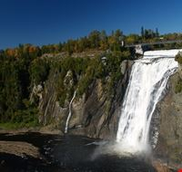 montreal chute montmorency quebec