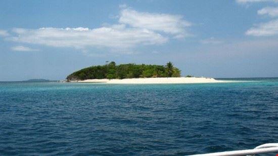 palawan north cay island at coron palawan