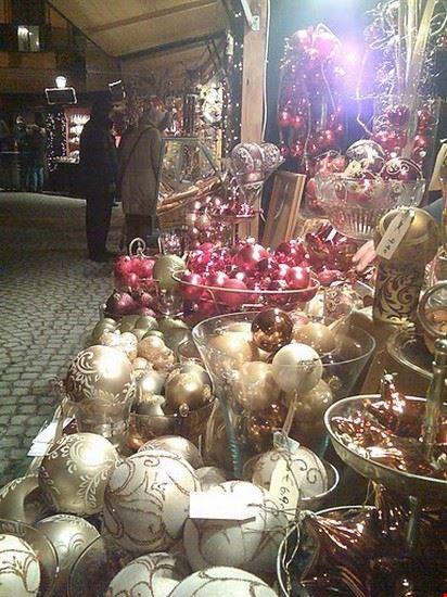 wien wiener weihnachtsmarkt zur winterzeit