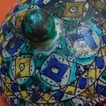 marrakesch souk marrakesch krug aus dem 19 jahrhundert