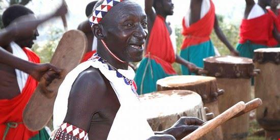 bujumbura drummers culture in burundi
