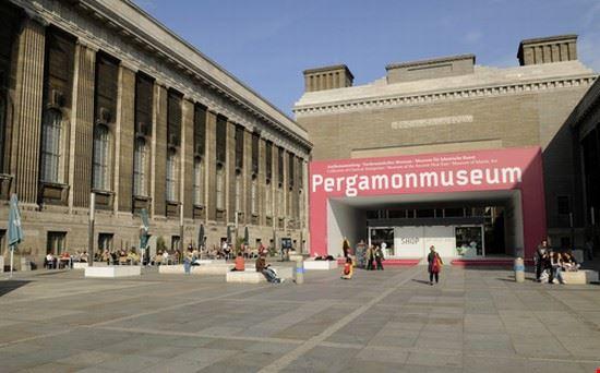 23786 berlin pergamonmuseum