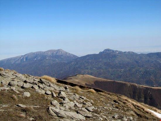 Montagan dei Fiori e Montagna di Campli