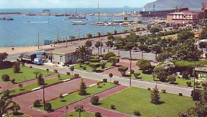 Veduta del porto