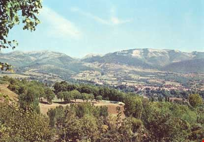 Panorama e Monti Martani
