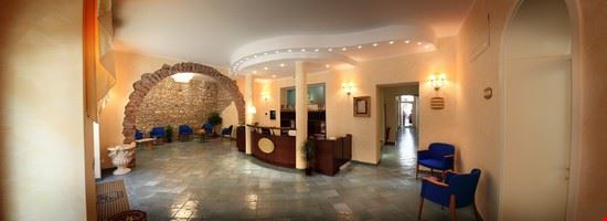 Hall/ Reception e Salotto