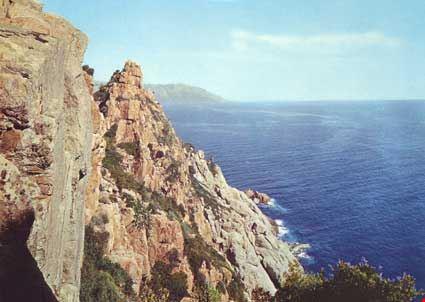 Scogliere Cala Moresca