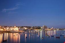 Il porto di notte