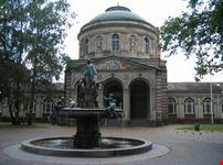 Fontana a Karlsruhe