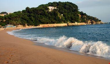 lloret de mar spiaggia di fenals