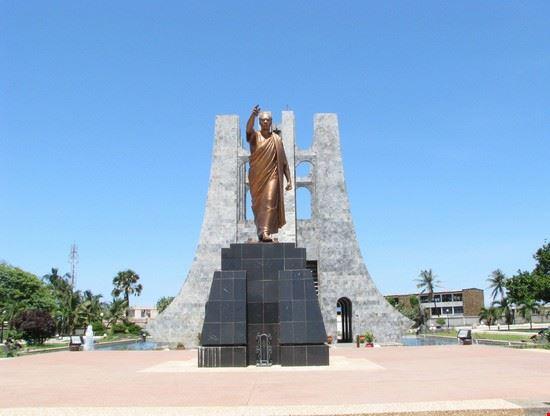 accra nwame nkruma memorial