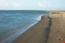La spiaggia di Malahide