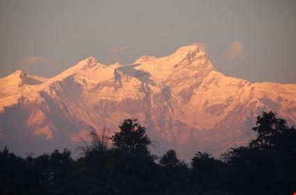 pokhara il monte annapurna