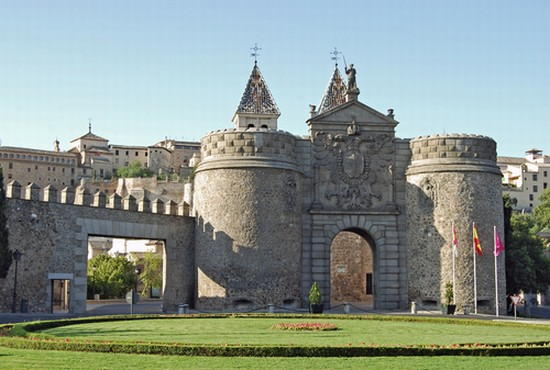 Puerta de bisagra tol de monuments et edifices historiques for Shoko puerta de toledo