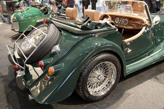 wien oldtimer auf der classic car show vienna